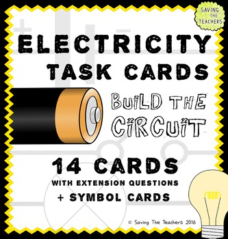 Electricity Circuit Building Activity
