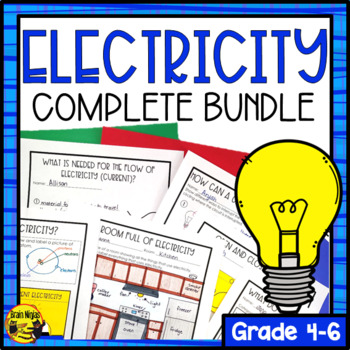 Electricity- All of Our Resources Bundle