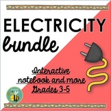 Electricity Bundle {Interactive science notebook foldables