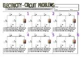 Electricity (Circuit Diagrams)