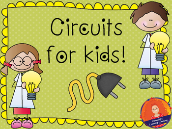 Electricity Circuit Task Cards