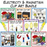 Electricity Clip Art Bundle
