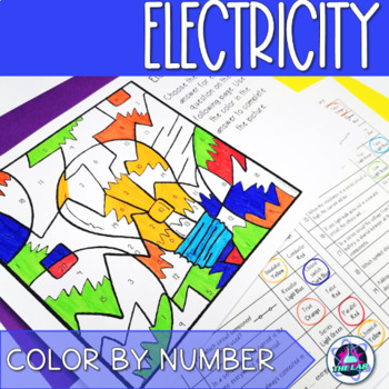 Electricity Color-by-Number