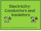 Electricity - Conductors Insulators Adapted