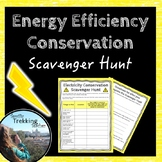 Energy Efficiency Electricity Scavenger Hunt