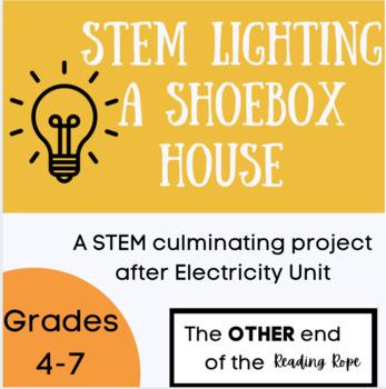 STEM activity - Lighting a Shoe box home