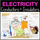 Electricity. Conductors and Insulators. Differentiated Inf