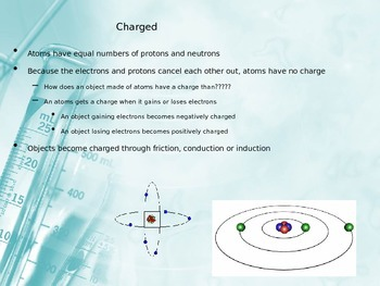 Electricity - Electric Charge