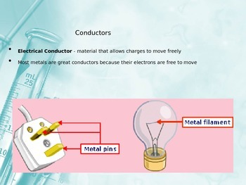Electricity - Electrical Charge
