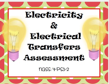 Electricity & Electrical Transfers Assessment