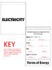 Electricity Flip Book {Aligned to SC Standards}