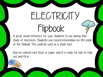 Electricity Flipbook