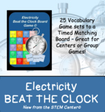 Electricity Vocabulary Game
