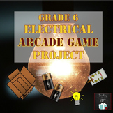ONTARIO SCIENCE: GRADE 6 Electricity Arcade Game Project