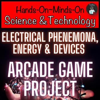 ONTARIO SCIENCE: GRADE 6 Electricity Arcade Game Project