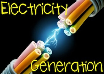 Electricity Generation *From powerplant to house*