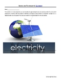 Electricity  Grade 6 Science and Technology unit