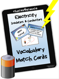 Electricity: Insulators, Conductors and Circuits (TEKS 4.6B & 4.6C)