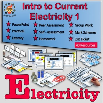 Electricity - Intro to Current Electricity 1