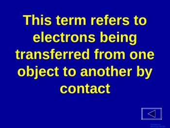 Electricity - Jeopardy Review Game