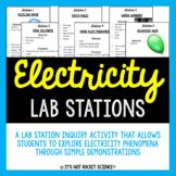 Electricity Lab Station Activity