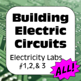 Electricity Labs: Current & Voltage in Series Circuits & P