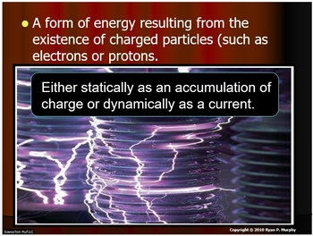 Electricity Lesson