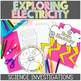 Electricity Lesson Plan Unit