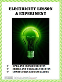 Electricity Lesson Plans & Experiment