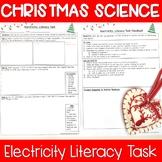 Electricity Literacy Task *Christmas Theme*