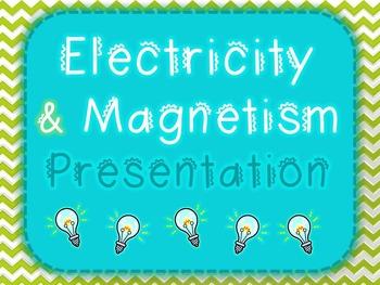 Electricity & Magnetism Presentation