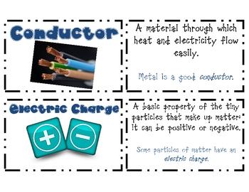 Electricity & Magnetism Voc... by Kasey Krippner | Teachers Pay ...