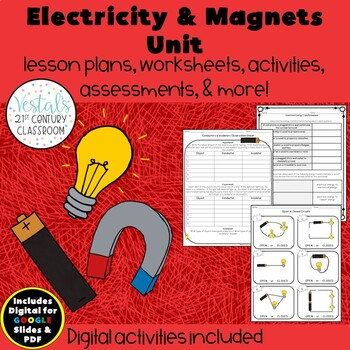Electricity & Magnets Unit