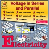 Electricity - Voltage in Series and Parallel Circuits