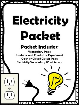 Electricity Packet
