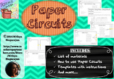 Electricity - Paper Circuits - Templates, Activity Pages &