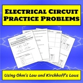 Electricity Practice Problems