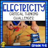Electricity Critical Thinking Challenges