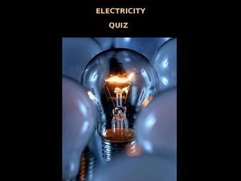 Electricity Quiz