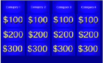 Electricity Review-Jeopardy