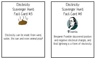 Electricity Scavenger Hunt
