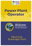 Electricity Scavenger Hunt with Lesson Plan