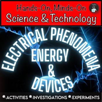 ONTARIO SCIENCE: GRADE 6 ELECTRICITY SCIENCE CENTRES