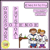 Electricity Crossword Puzzle