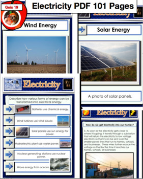 Electricity Science PDF File 40 Pages