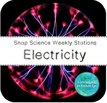 Electricity Science Stations