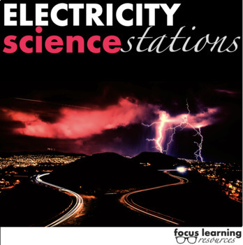 Electricity Science Stations {Interactive & Fun!}
