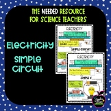 Electricity: Simple Circuit