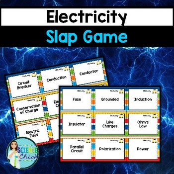 Electricity Slap Game
