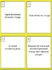 Electricity Study Buddy Vocabulary Cards